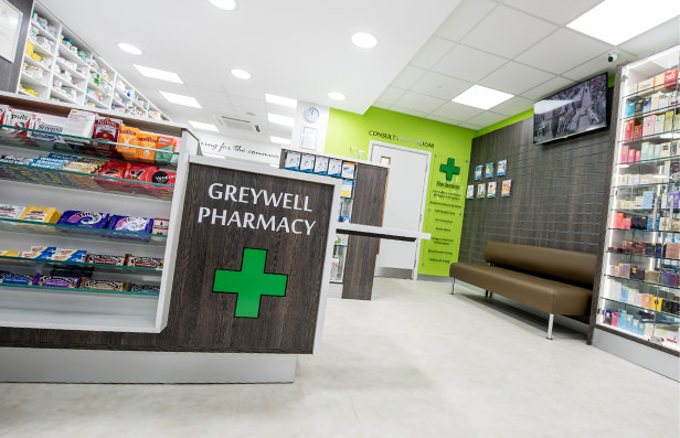 Rapeed Pharmacy Shopfitters Evolving Design Amp Fit Outs