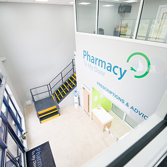 Pharmacy to your door